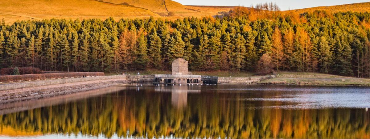 Errwood-reservoir